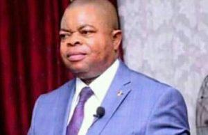Barbabé Muakadi, directeur des impôts DGI