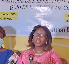 Annie Modi, directrice exécutive d'Afia Mama